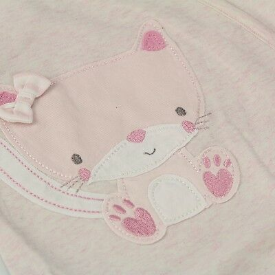 UK Boutique MOTHERCARE Baby Girls Bunny One Piece & Hat 1m 3m 6m 9m 18m NWoT