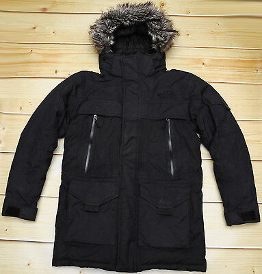 THE NORTH FACE MCMURDO 2 - HYVENT - thermal waterproof MEN'S COAT PARKA size S