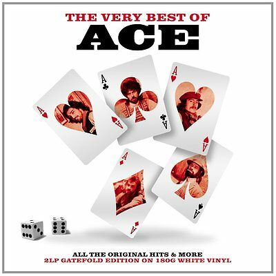 Ace - The Very Best Of (2LP Gatefold Edition On 180g White Vinyl) NEW/SEALED