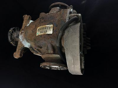 Bmw E53 X5 3.0D 2006 Rear Differential Rear Diff 3.91 7524892 7512662