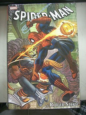Spider-Man Omnibus by Stern, Wolfman, Mantlo (2014) Hard Cover New In Shrink Wra