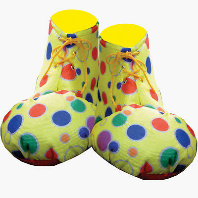 Clown Shoe Covers By Dress Up America