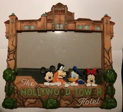 Disney 3D Hollywood Hotel Picture Frame In Vgc