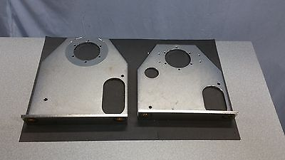Semitool ST Motor Support Brackets, Spin Rinse Dryer ST260