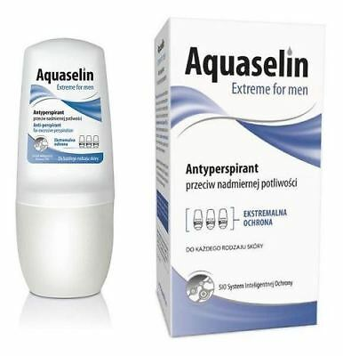 Oceanic AA Aquaselin Extreme Men Antiperspirant for Excessive Perspiration 50ml