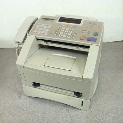 Brother Intellifax 4100e Business Class Laser Fax 6735 Pagecount w/ Toner