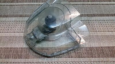 Karcher Puzzi 8/1c Waste Water lid including seal and plastic elbow
