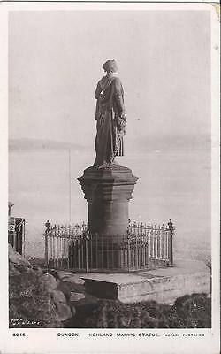 Dunoon,highland Mary's Statue 1907