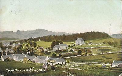 Taynuilt From The West ,loch Elive 1908