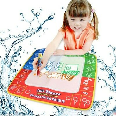 Mat Board Multicolor Water Doodle Mat With Pen Doodle Water Drawing Mat