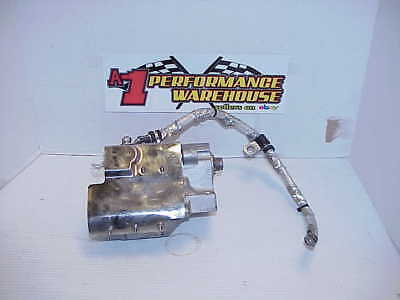 Chevy Block Mount High Performance Mini Starter for 153 & 168 tooth Flywheels J3