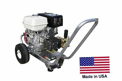 PRESSURE WASHER Portable - Cold Water - 4 GPM - 4200 PSI - 13 Hp LCT Eng   CATI