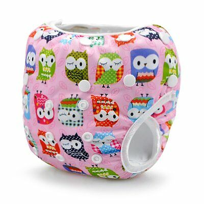 Storeofbaby Baby Swim Diaper for Baby Leakproof Reusable Adjustable Infant 0 3