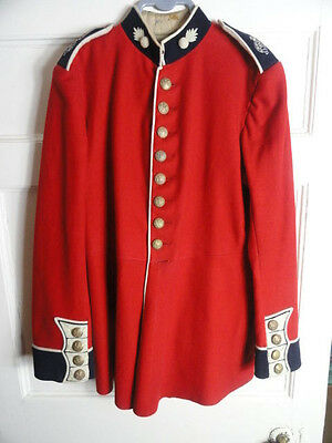 WW2 Kings crown British Army Grenadier Guards Scarlet Tunic / Jacket