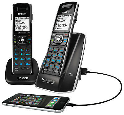Uniden XDECT 8315 + 1 Cordless Phone System with Bluetooth and Power Failure