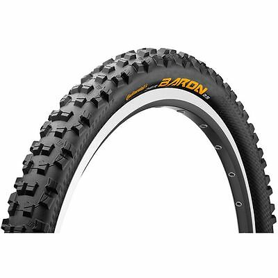 Continental Tyre - Baron 26 x 2.3 inch Black Tyre | 26 x 2.3 inches | Black