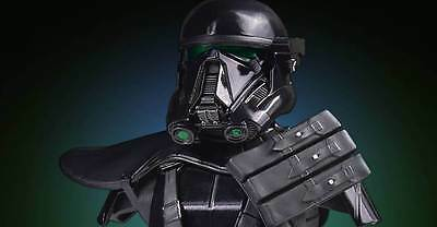 Star Wars Death Trooper Specialist Classic Collectible Bust Gentle Giant 1 of 5k