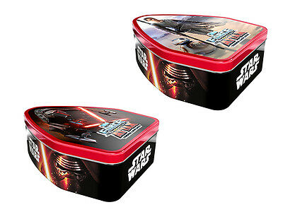 TOPPS STAR WARS The Force Awakens Force Attax Collector Tin