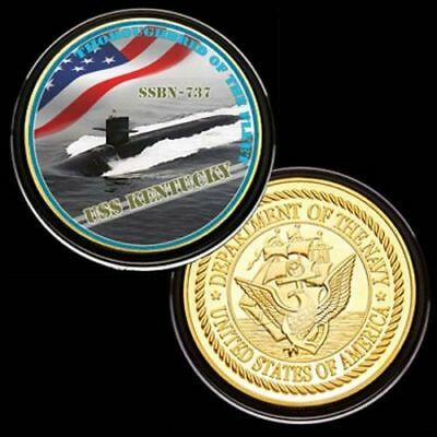 (10) President Donald Trump Make America Great Again Gold Plated Coin