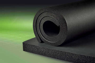 Armaflex Armacell Insulation Sheet 300mmX200mm Thick 9mm water/sound proof car