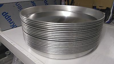 "10 X 7""8""9""10""12""14""15""16"" Aluminium Pizza Pans 1.5"" For Deep Pan Pizza"