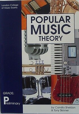 RGT london college of music Popular music theory Preliminary grade