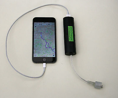 VeloCharger Hub - Smartphone Bicycle Charger - Now For Hub Dynamos!