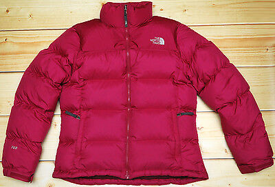 THE NORTH FACE NUPTSE 2 - 700 DOWN insulated puffer WOMEN'S JACKET - size L