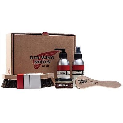 Red Wing Smooth Leather Shoe-care Gift pack