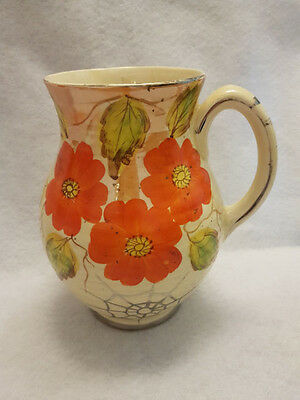 Art Deco Stafford by Arthur Wood large jug / vase (flowers)
