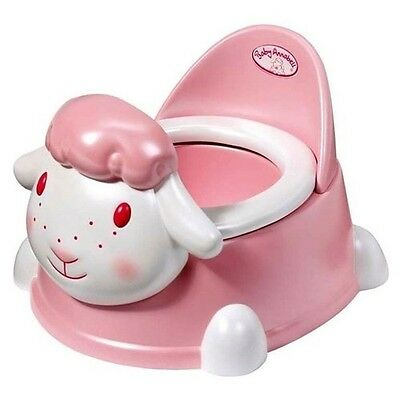 Baby Annabell Potty Time 19.6cm Pretend Play Girls Fun Accessories