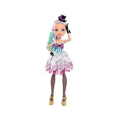 Ever After High Maddie Doll-Recreate Party Princess Stunning Purple&Blue Dress.