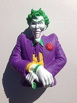 Statues DC Comics Joker Coin Bank Toy Money Gift Toys Characters Action Boys New