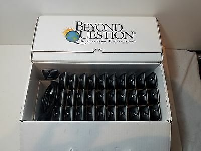 Beyond Question Remote 30 Student Response System Classroom Set