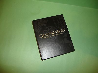 Game of Thrones: The Complete Second Season (Blu-ray Disc, 5-Disc Set)