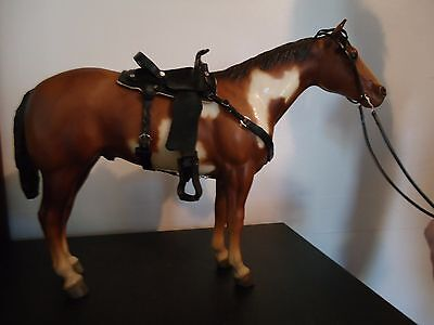Breyer Horse Western Saddle from Rio Rondo Kit traditional 1:9 scale for a model