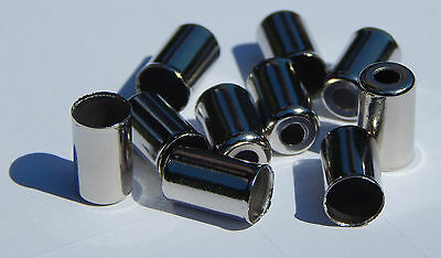 New Campagnolo Ferrules 6mm Road Bike Cable Gear Brake Housing End Caps 10 pcs
