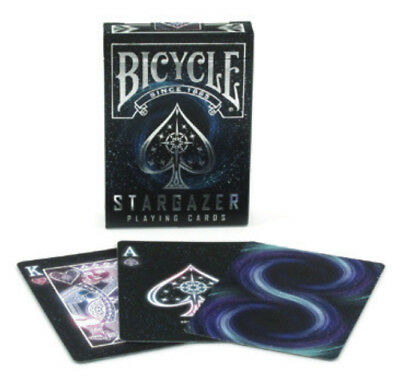 Bicycle Starlight Stargazer Black Hole Specialty Playing Cards