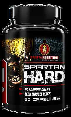Spartan Hard V2 by Sparta Nutrition, 60 Capsules, FREE SHIPPING