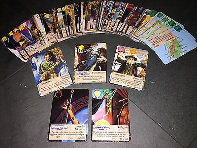 Spellfire - Dragonlance - Complete Set 1-100 - Card Game
