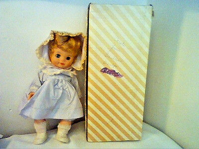 "Vintage early Effanbee Fluffy Doll by Belle Doll & Toy Corp 11"" in box 1952-58"