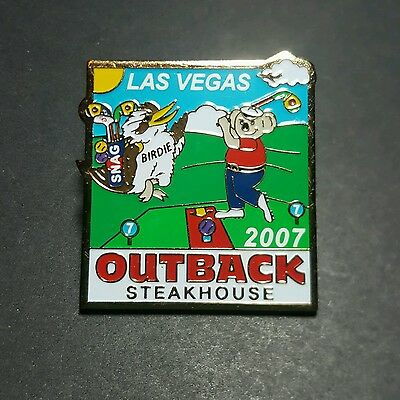 Outback Steakhouse SNAG Las Vegas 2007 Koalas