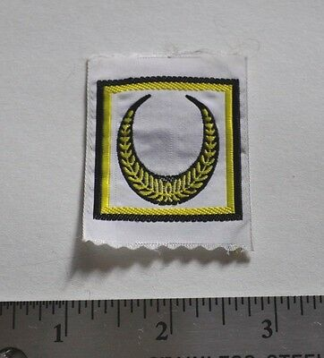 International, Boy Scouts Badge Patch, Silk