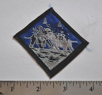 Elephants, Thailand, Asian, International, Boy Scouts Badge Patch, Silk