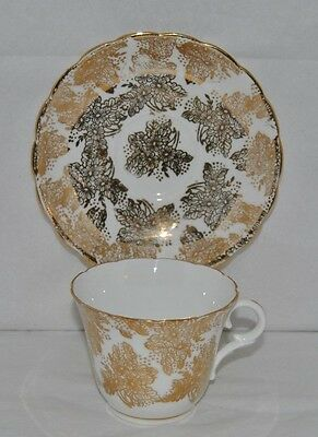 Beautiful Circa 1945 - 1948 Colclough Fine Bone China Tea Cup And Saucer