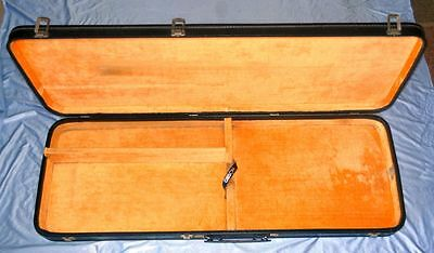 Vintage 1960's Gibson Yellow Line Case Rounded Corners Les Paul SG