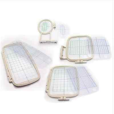 Embroidery Machine Sewing Hoop Frame Set Brother PE-700 to PE-8500