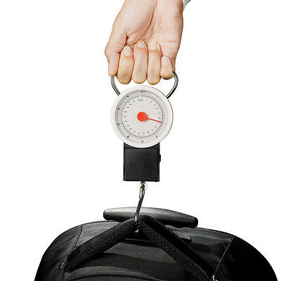 Travel Baggage Luggage Weighing Scale with Measure Tape * Avoid flight fees *