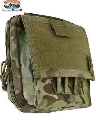 Kombat Molle Special Ops Map Case Btp Mtp Free Delivery