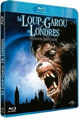 Blu Ray - Le Loup Garou De Londres   -  Neuf Cello